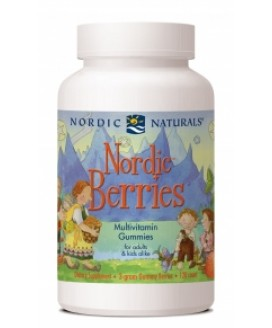 NORDIC BERRIES 120 CT.