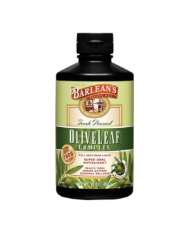 OLIVE LEAF COMPLEX NATURAL FLAVOR 16 OZ