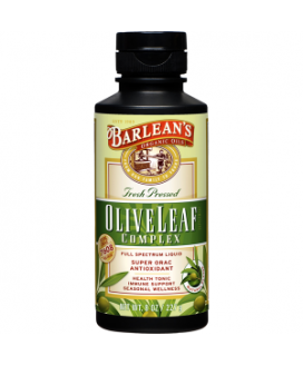 OLIVE LEAF COMPLEX NATURAL 8 OZ.