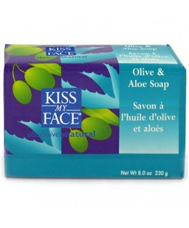 OLIVE AND ALOE 8 OZ. SOAP BAR