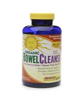 ORGANIC BOWEL CLEANSE 150 CAPS