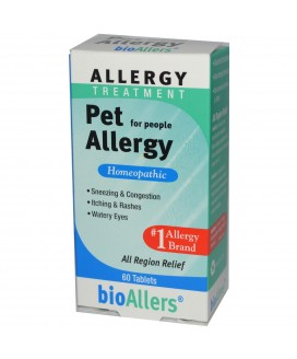 PET ALLERGY ALLERGY 60 TABS