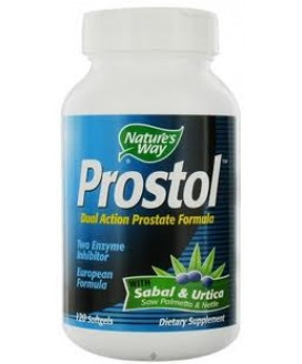 PROSTOL WITH SAW PALMETTO NETTLE 60 SGELS