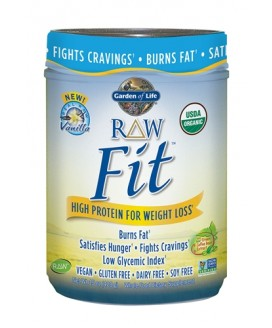RAW FIT PROTEIN ORIGINAL FLAVOR 1LB