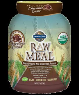 RAW ORGANIC MEAL 2.7 LB CHOC CACAO