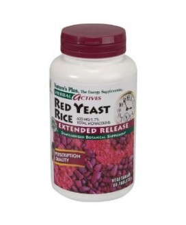 RED YEAST RICE 600 MG EXTEND RELEASE 30 CT