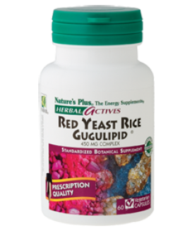 RED YEAST RICE GUGULIPID 450 MG 60 VCAPS