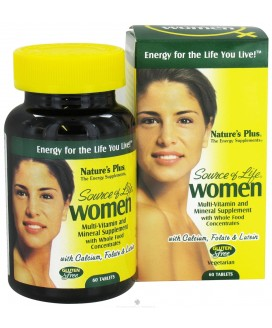 SOURCE OF LIFE WOMENS 60 TABS