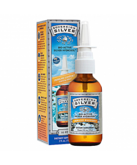 COLLOIDAL SILVER HYDROSOL VERT SPRAY TOP 2 OZ.