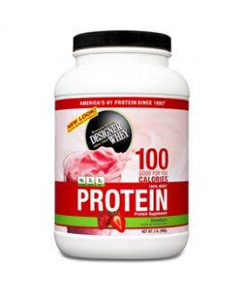 DESIGN PROTEIN 2LB STRAWBERRY