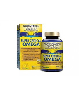 NORWEGIAN GOLD SUPER CRITICAL OMEGA 60 S/GELS