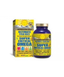 NORWEGIAN GOLD SUPER CRITICAL OMEGA 30 S/GELS
