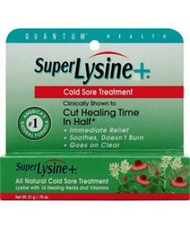 SUPER LYSINE PLUS CREAM  .75 OZ.