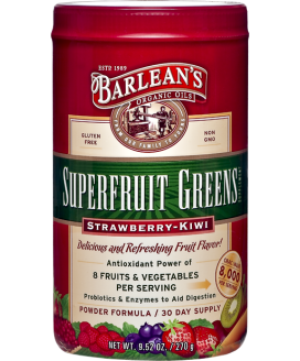 SUPERFRUIT GREENS 9.52 OZ.
