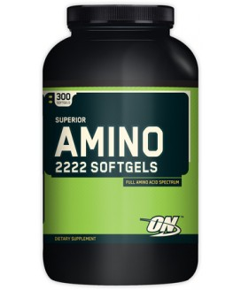 SUPERIOR AMINO 2222MG 300CAPS
