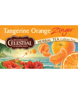 TANGERINE ORANGE ZINGER 20BAGS