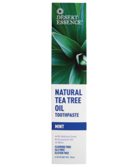 TEA TREE TOOTHPASTE MINT 7 OZ.