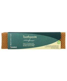 NEEM&POMEGRANATE TOOTHPASTE 5.29 OZ