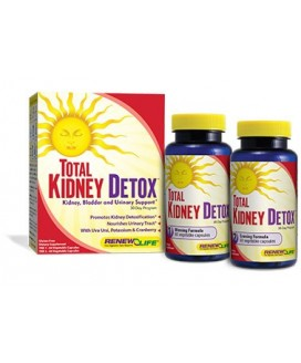 TOTAL KIDNEY DETOX 2 PART KIT