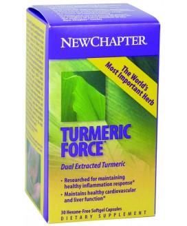 TUMERIC FORCE 60 S/GELS