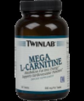 MEGA L CARNITINE 500MG 60 TABS