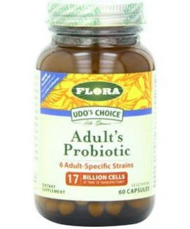 U.C. ADULTS BLEND PROBIOTIC  60 CAPS