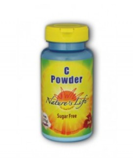VIT C POWDER BUFFERED 8.4OZ