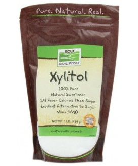NOW XYLITOL 1 LB.