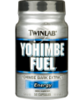 YOHIMBE FUEL 100 CAPS