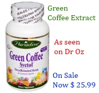 Green Cofee Extract