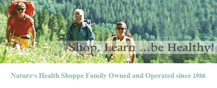 SHOP LEARN BE HEALTHY